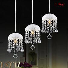 Modern K9 Crystal Chandelier Ceiling Lighting Pendant Lamp Dining Room Kitchen