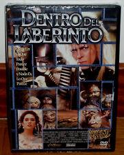 AU SEIN DE LA LABYRINTHE DVD NEUF SCELLÉ LABYRITHN AVENTURES (SANS OUVRIR) R2