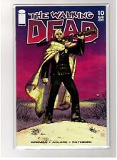 The Walking Dead #10 (2004) First Appearance of Hershel Maggie Lacey Rachel NM