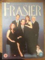 Frasier - Series 4 (DVD, 2008, 4-Disc Set, Box Set)