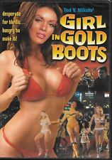GIRL IN GOLD BOOTS (DVD) NEW & SEALED! Ted V. Mikels Cult Classic!