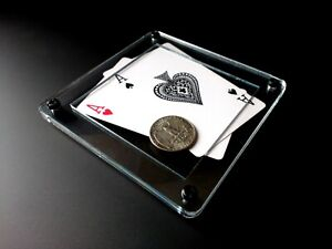 FILL YOUR OWN Custom Coasters! Put Anything Inside! Display Case, Memorabilia