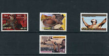 Curacao 2013 MNH 150 Years Slave Emancipation 4v Set Abolition Slavery