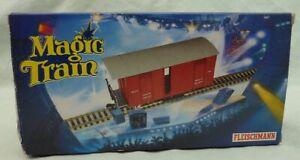FLEISCHMAN MAGIC TRAIN Oe O16.5 ON30 2450 VAN BROWN