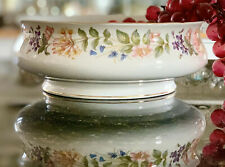 "Paragon LARGE Fruit / Salad / Serving Bowl 9"" Inch NEVER USED!"