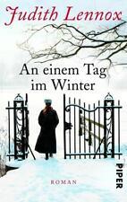 An einem Tag im Winter von Judith Lennox  Taschenbuch Spiegel Bestseller Roman