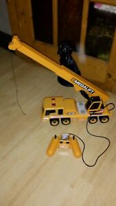 JCB MEGALIFT CRAINE LORRY BATTERY OPERATED