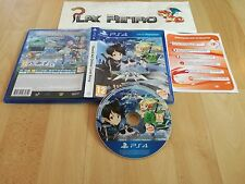 PLAY STATION 4 PS4 SWORD ART ONLINE LOST SONG COMPLETO PAL ESPAÑA
