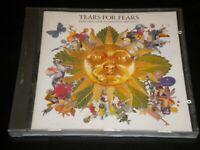 Tears For Fears - 12 Greatest Hits 82-92 - CD Album - 1992 - Tears Roll Down