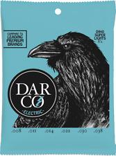 JEU DE CORDES GUITARE ELECTRIQUE DARCO D940 - SUPER LIGHT 8 - 38