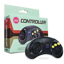 * sega Genesis/Mega Drive - 6 Button Contrôleur Manette-tomee-NEUF *