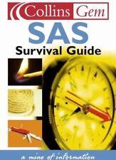 Collins Gem: Collins Gem SAS Survival Guide by John Wiseman