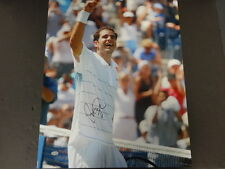 Pete Sampras Signed 16x20 Photo Autograph Auto Mounted Memories