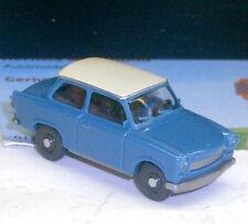 129/03: Trabant 601 S  blau/weiß