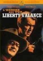 DVD *** L'homme qui tua Liberty Valance *** John Wayne