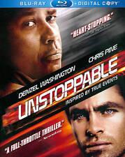 Unstoppable [Blu-ray + Digital Copy]