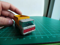 Vintage Lesney Matchbox Series DAF Tipper Container Truck Lorry Toy Collectible