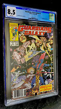 GUARDIANS OF THE GALAXY #1 1990 CGC 8.5 WHITE PAGES TASERFACE APPEARANCE!