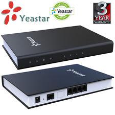 MAKE OFFER!!! Yeastar NeoGate 4 FXS Port VoIP Analog Gateway TA400