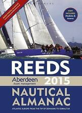 REEDS ABERDEEN ASSET MANAGEMENT NAUTICAL ALMANAC 2015 - NEW PAPERBACK BOOK