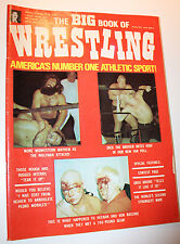 1973 Big Book of Wrestling Magazine October Dick Bruiser Heenan Moore Wolfman