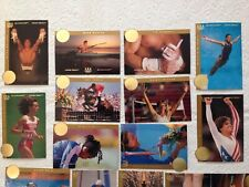 1996 Upper Deck Magical Images Olympic Set 1-20