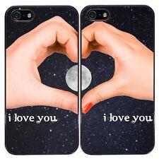"""Cover di coppia per iPhone 5 e 5S """"Twilight Love"""", idea regalo per lui e lei!"""