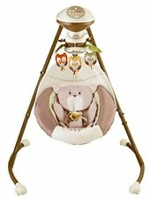 NEW Fisher Price My Little Snugabear Cradle 'N Swing FREE SHIPPING