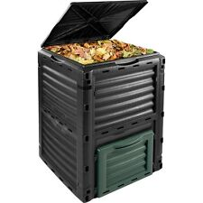 300 L Jardín Abonera contenedor compostaje residuo caja reciclaje eco almacenaje