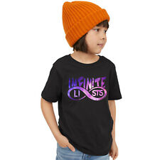 Infinite Lists T-Shirt Kids Infinite Lists Merch Youth Infinite Lists Tee Shirt