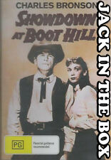 Showdown At Boot Hill DVD NEW, FREE POSTAGE WITHIN AUSTRALIA REGION ALL