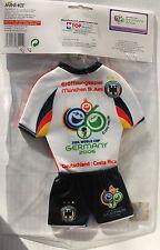 Fußball Football TRIKOT JERSEY WM FIFA WC 2006 DEUTSCHLAND - COSTA RICA München