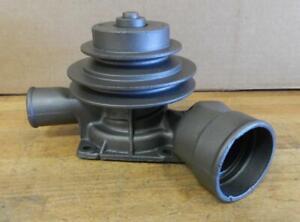 1968-69 Opel Kadette Royale 1.1L rebuilt water pump with 2- belt pulley 477-1