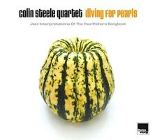COLIN QUARTET STEELE - Diving for Pearls: Jazz Interpretations of the Pearlfi...