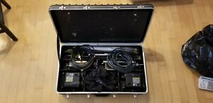 Lowel Omni and Tota tungsten 3-light kit for video EXCELLENT CONDITION