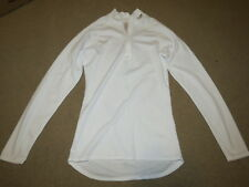 Euc C9 by Champion white zip-neck pullover / top / shirt adult mens or womens S