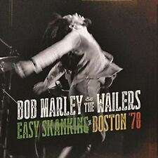 Bob Marley and The Wailers Easy Skanking in Boston 78 LP Vinyl 33rpm