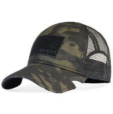 Genuine Notch Multicam Black Operator Mesh Cap Adjustable One Size