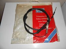 Volvo 740, 760 (1982-1987)  Rear N/S Left Brake Cable QH BC2394