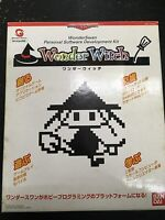 Rare Bandai Wonderswan Wonder Witch Software Development Kit (mn13)