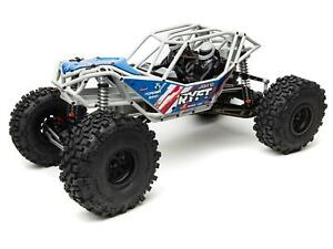 Axial 1/10 RBX10 Ryft 4WD Rock Bouncer Kit, Gray C-AXI03009