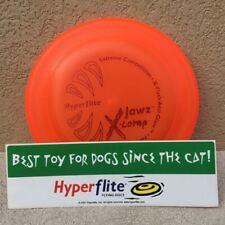 Hyperflite JAWZ X-COMP + BONUS STICKER - Best Toy for Dogs Since the Cat!