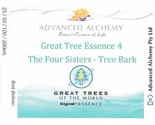 Great Tree #4 Group Harmony - Advanced Alchemy 50ml Kauri - The Four Sisters