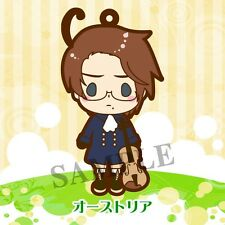 [FROM JAPAN]Rubber Strap Collection Hetalia 3 Renewal ver. Austria Kotobukiya