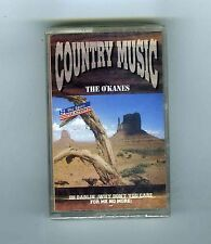 CASSETTE TAPE (NEW) THE O'KANES COUNTRY MUSIC