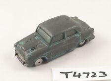 VINTAGE CORGI # 201 AUSTIN Cambridge ORIGINALE Diecast Auto Blu 1956-61