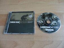 LINKIN PARK - METEORA (RARE MADE IN CHINA CD ALBUM + ENHANCED)CHESTER BENNINGTON