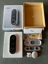 Nest Hello Smart WiFi Video Doorbell (NC5100US)