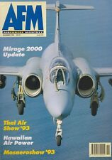 Air Forces Monthly (Nov 1993) (RAF Retirements, Mirage 2000, Polish Naval Av.)