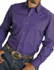 Big & Tall Western Casual Shirts for Men